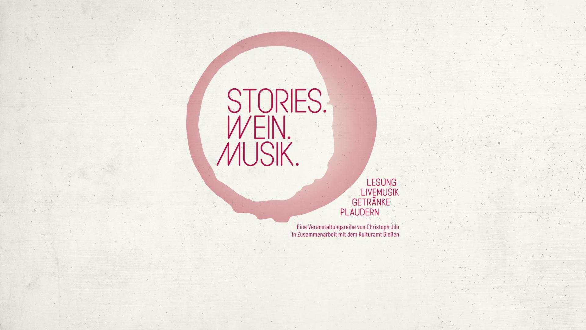 STORIES.WEIN.MUSIK.